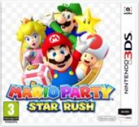 3DS Mario Party Rush HOL