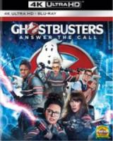Ghostbusters  (2016) (4K Ultra HD Bluray)
