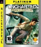 Uncharted: Drake's Fortune (PLATINUM) |PS3