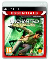 Uncharted: Drake's Fortune  Essentials Edition  PS3