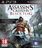 Assassin's Creed IV (4) Black Flag |PS3