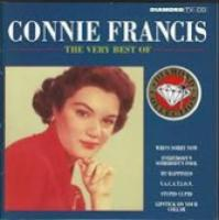 Connie Francis  The Very Best Of (Diamond Star Collection)
