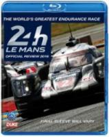 Le Mans 2016 Bluray