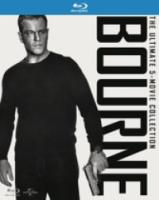 The Bourne Collection 1 t|m 5 (Bluray)