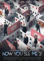 Now You See Me 1 & 2 (Bluray)