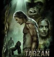 The Legend of Tarzan (4K Ultra HD Bluray)