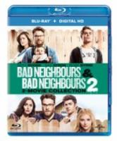 Bad Neighbours 1 & 2 (Bluray)