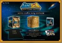 Saint Seiya Sanctuary Battle Myth Cloth Box Edition