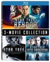 Star Trek Collection 1 t|m 3 (Bluray)