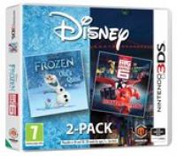 Frozen|Big Hero  6 Double Pack