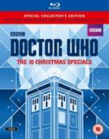 Doctor Who  The 10 Christmas Specials (Limited Edition) [Bluray](import)