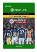 Madden NFL 17: 7100 Madden Points  Xbox One