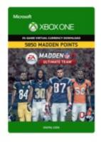Madden NFL 17: 5850 Madden Points  Xbox One