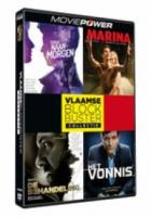 Moviepower Box: Vlaamse Blockbuster Collectie