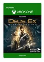 Deus Ex Mankind Divided: Digital Standard Edition  Xbox One