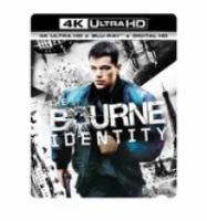 Bourne Identity (4K Ultra HD Bluray)