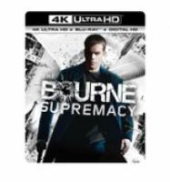 Bourne Supremacy (4K Ultra HD Bluray)