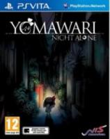 Yomawari, One Night Alone + htol#NiQ, The Firefly Diary PS Vita