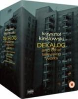 Dekalog and Other TV Works [DualFormat Bluray & DVD](English subtitled)