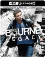 Bourne Legacy (4K Ultra HD Bluray)