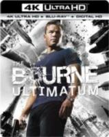 Bourne Ultimatum (4K Ultra HD Bluray)