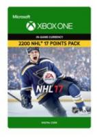 NHL 17 Ultimate Team 2200 NHL Points  Xbox One