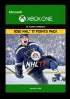 NHL 17 Ultimate Team 1050 NHL Points  Xbox One