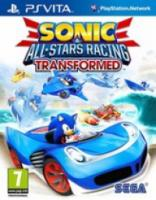 Sonic AllStar Racing: Transformed |Vita