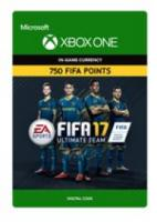 FIFA 17 Ultimate Team: 750 FIFA Points  Xbox One