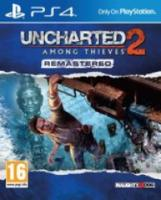 Uncharted 2, Among Thieves PS4