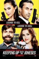 Keeping Up With The Joneses (Bluray)
