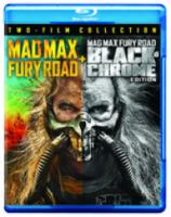 Mad Max: Fury Road  Black & Chrome Edition (Bluray)