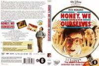 HONEY,WE SHRUNK OURSELVES DVD NL|FR