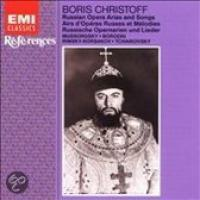 Boris Christoff  Russian Opera Arias & Songs
