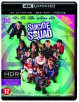 Suicide Squad (4K Ultra HD Bluray)
