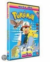 Pokemon Mega Dvd 1