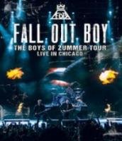Fall Out Boy  Boys Of Zummer: Live In Chicago (BLURAY)