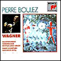 Wagner: Orchestral Music | Boulez, New York Philharmonic
