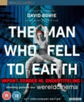 The Man Who Fell To Earth (40th Anniversary), Collector's Edition [Bluray] [2016]