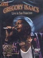 Gregory Isaacs  Live in San Franciso