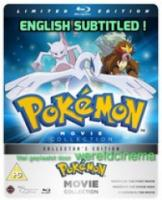 Pokemon Movie 13 Collection  Limited Edition Bluray Steelbook