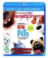 The Secret Life Of Pets [Bluray + DVD]