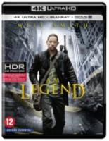 I Am Legend (4k Ultra HD Bluray)