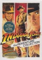 Indiana Jones  The Adventure Collection (3DVD)