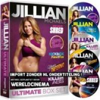 Jillian Michaels  The Ultimate Box Set  5 DVD's