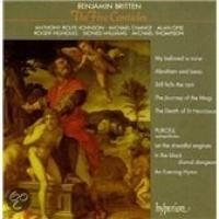 Britten: Five Canticles, Purcell Realisations |RolfeJohnson