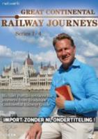 Great Continental Railways Journeys: Series 1 to 4 [DVD]