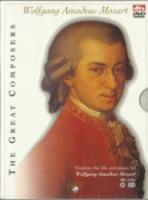 The Great Composers  Wolfgang Amadeus Mozart (DTS)(1xDVD+2xCD)