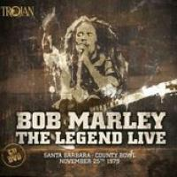 Legend Live Cd+Dvd