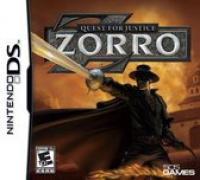 Zorro Quest For Justice